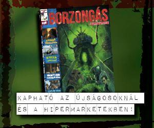 Borzongás - a horrormagazin