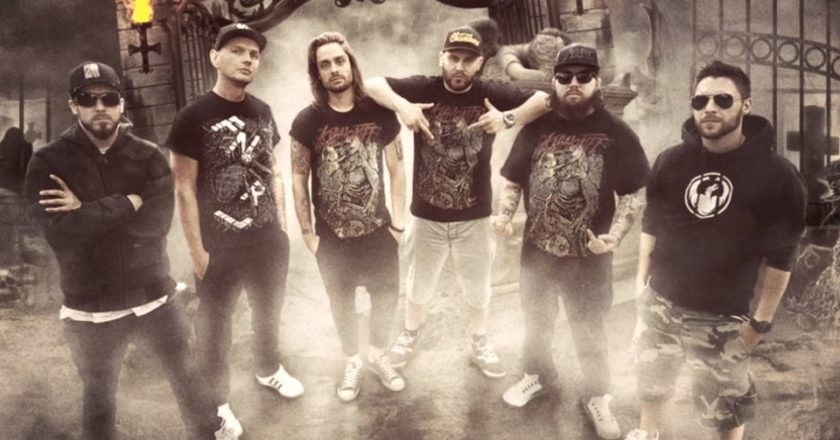 Killakikitt Live Band - Csapda (Metal Remix)