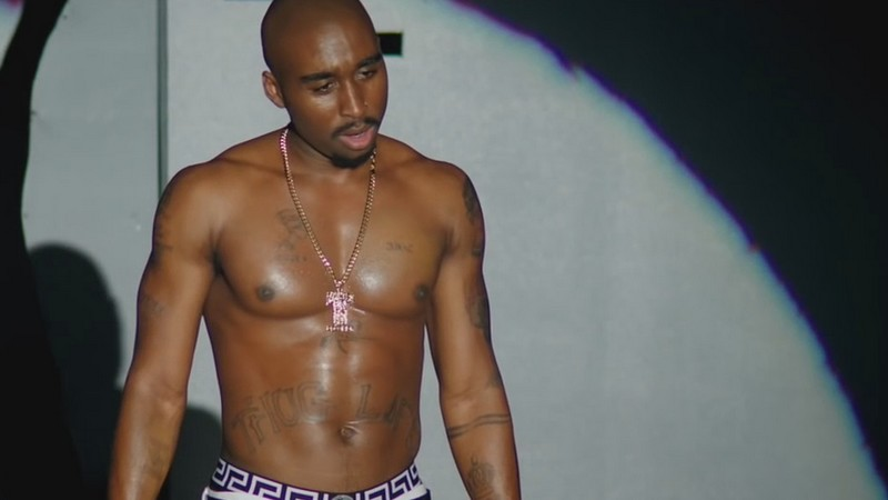 2Pac - All Eyez On Me film