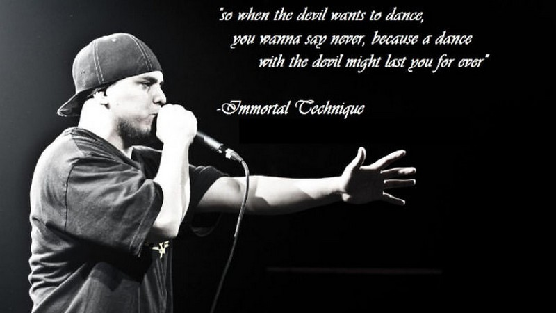 Immortal Technique - Dance With The Devil