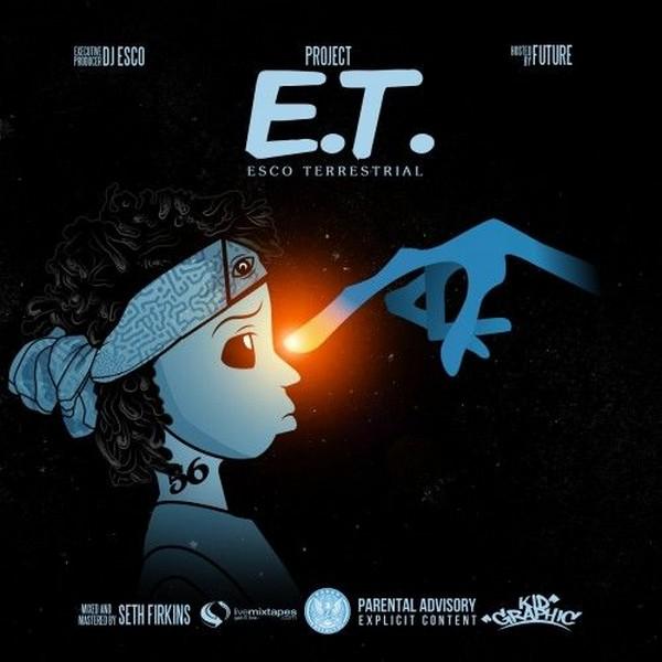 DJ Esco & Future - Project E.T. mixtape