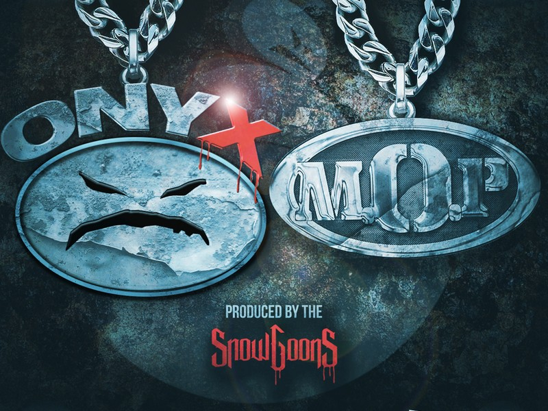Onyx & M.O.P. produced by Snowgoons