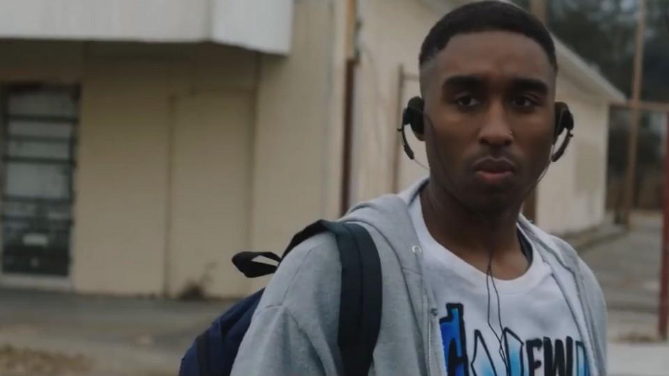 All Eyez On Me mozifilm - Tupac Shakur