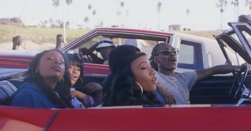Ladies of Beach City Snoop Dogg