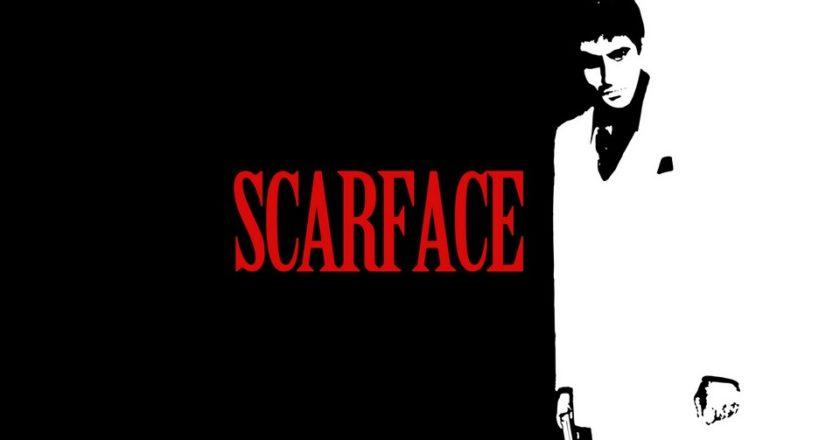 Scarface - A sebhelyesarcú
