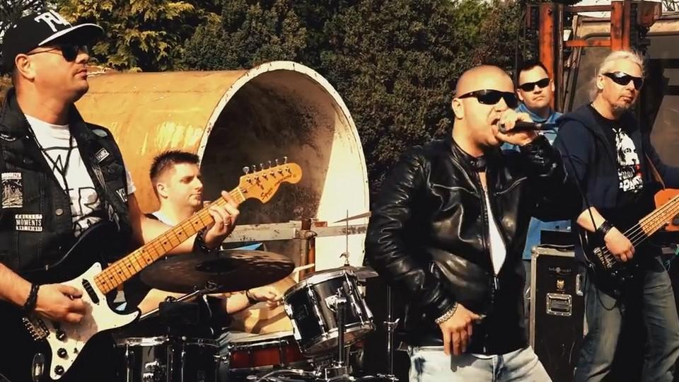 GhettoFunk - Való Világ cover videó