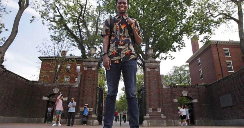 Obasi Shaw - Harvard Egyetem