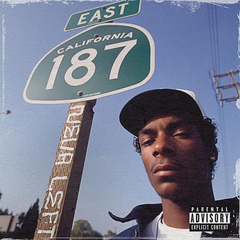 Snoop Dogg - Neva Left album cover