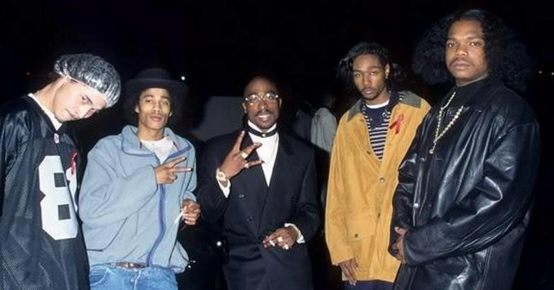 Tupac Shakur és a Bone Thugs N Harmony