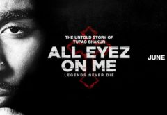 The untold story of Tupac Shakur - All Eyez On Me movie