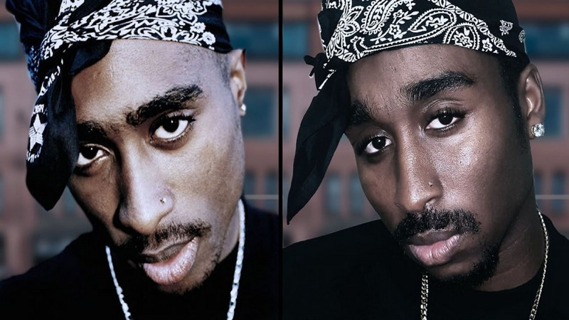 Tupac Shakur - Demetrius Shipp Jr.