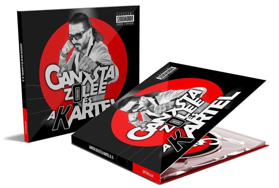 Ganxsta Zolee és a Kartel: K.O. album
