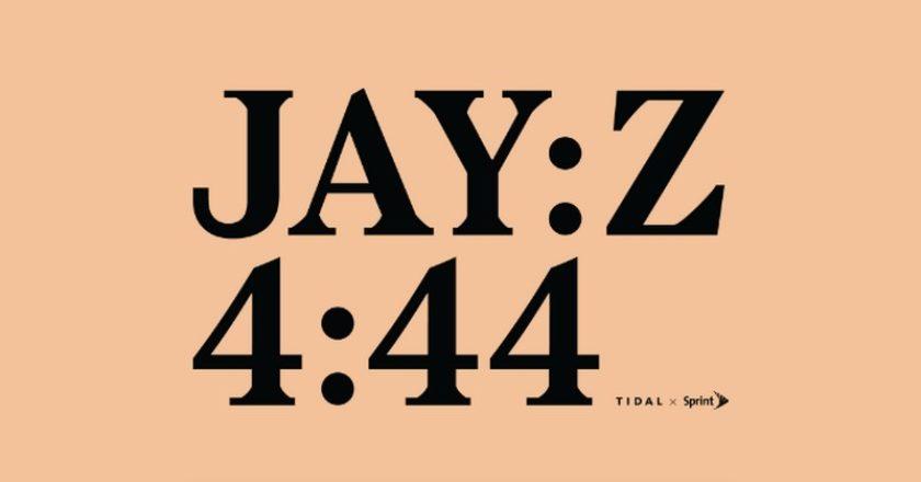 Jay-Z - 4:44 album