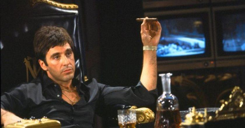 Al Pacino alias Tony Montana