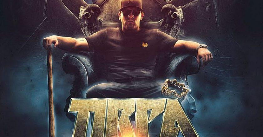 Tirpa - A Vállalhatatlan albumborító