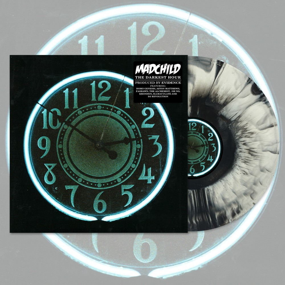 Madchild The Darkest Hour vinyl