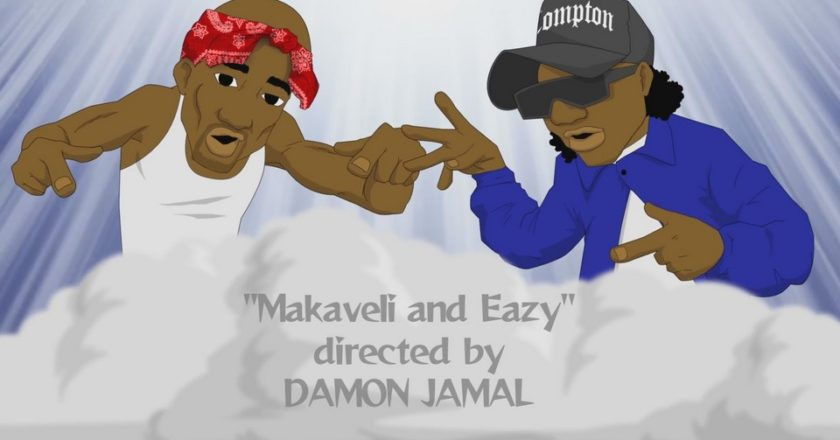 Makaveli and Eazy video