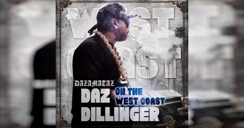 Daz Dillinger On The West Coast Dazamataz