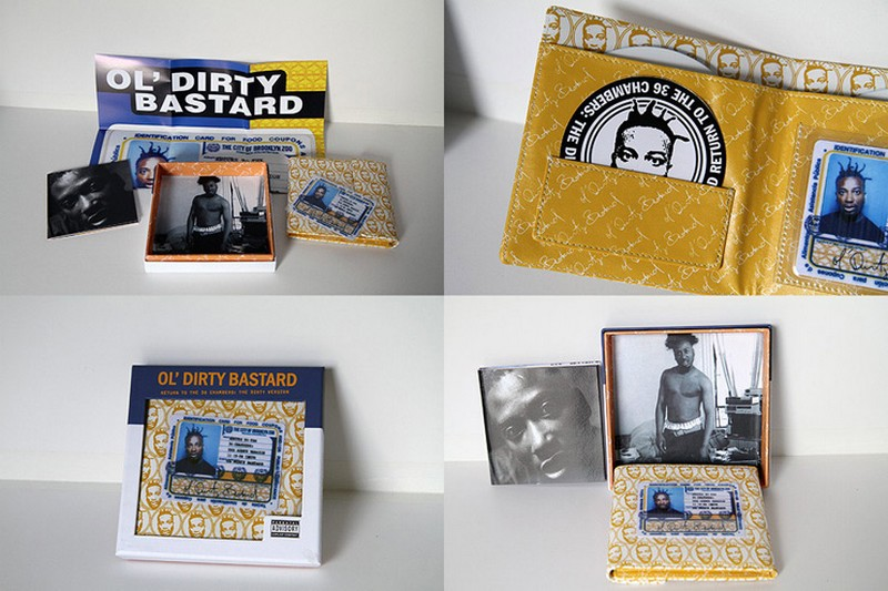 Ol Dirty Bastard - Return to the 36 Chambers: The Dirty Version Special Edition