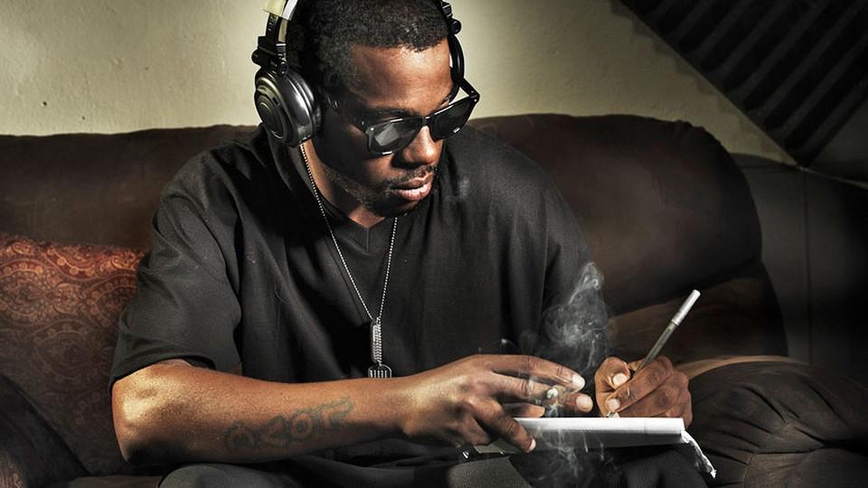 Rap hip-hop vers és novella író verseny