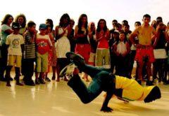 B-Boy break dance