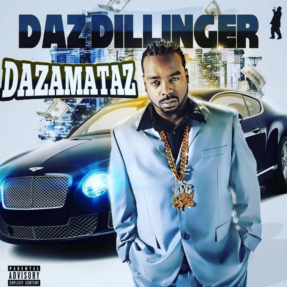 Daz Dillinger Dazamataz album