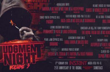 Judgment Night volume 3 Instant