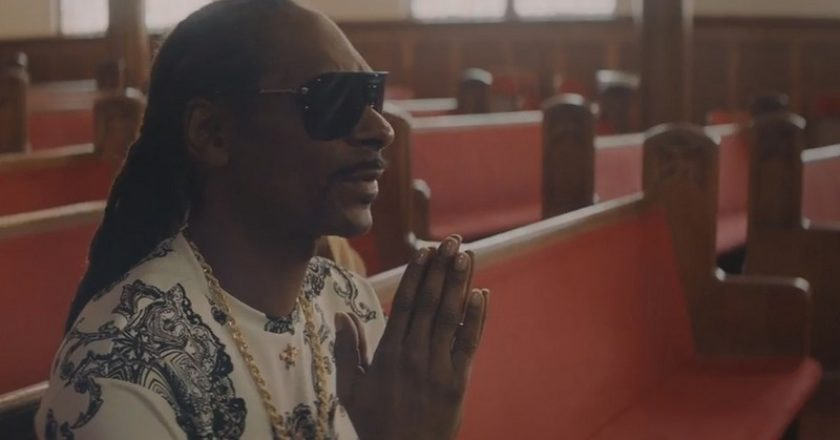 Snoop Dogg Words are few gospel video