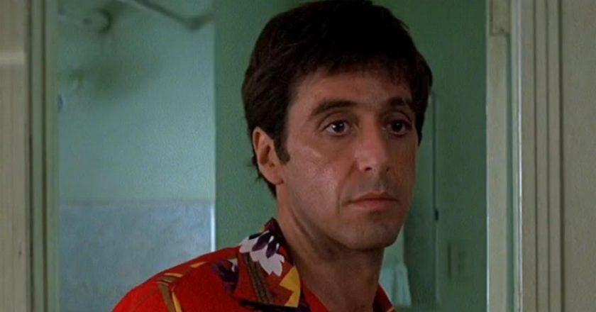 Al Pacino Tony Montana Miami