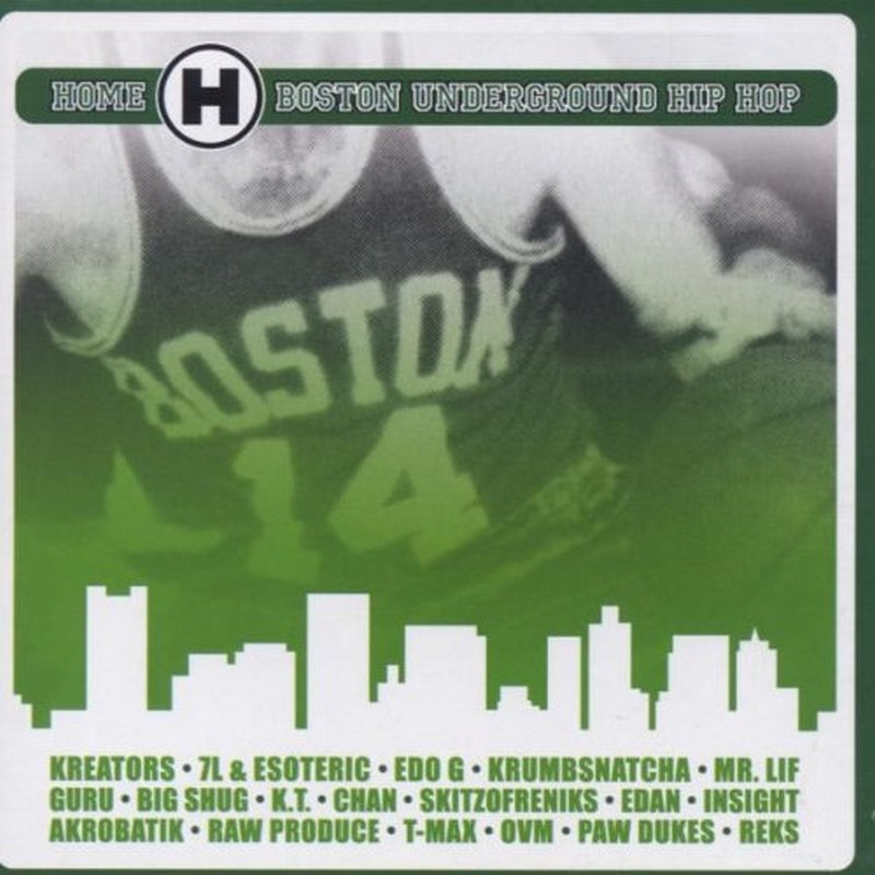Home Boston Underground Compilation
