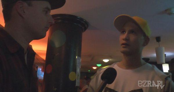 ezRAP TV Sneez MC interjú Jolie FlyStyle Talent Döntő