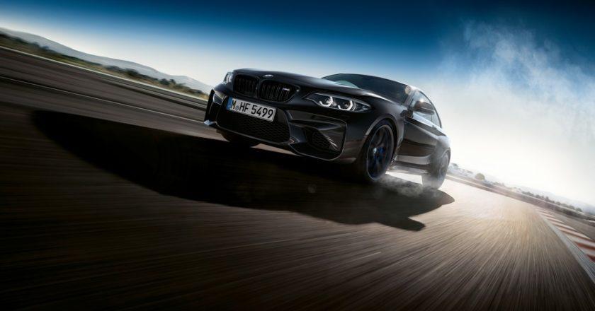 BMW M2 Coupé Edition Black Shadow különkiadás