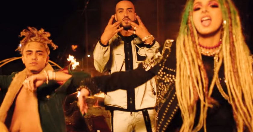Lil Pump French Montana Zhavia - Welcome To The Party