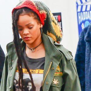 Rihanna Ocean's Eight forgatás