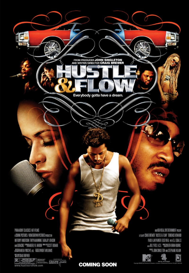 Hustle and Flow mozi poszter