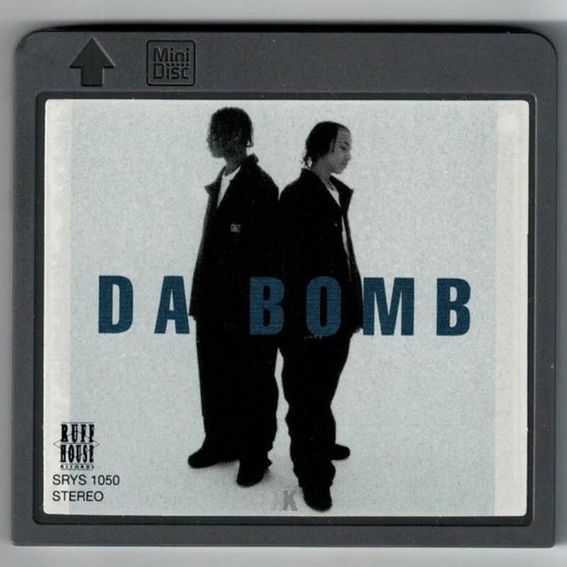 Kris Kross - Da Bomb japán Minidisc kiadás