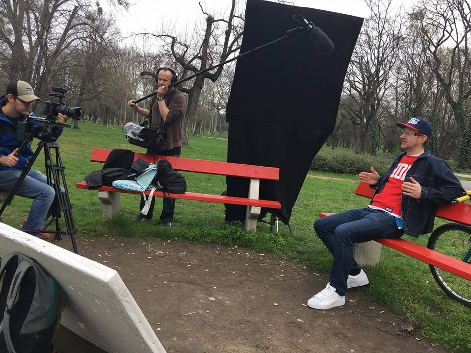 BP Underground Hip-Hop dokumentumfilm DJ Györemix interjú