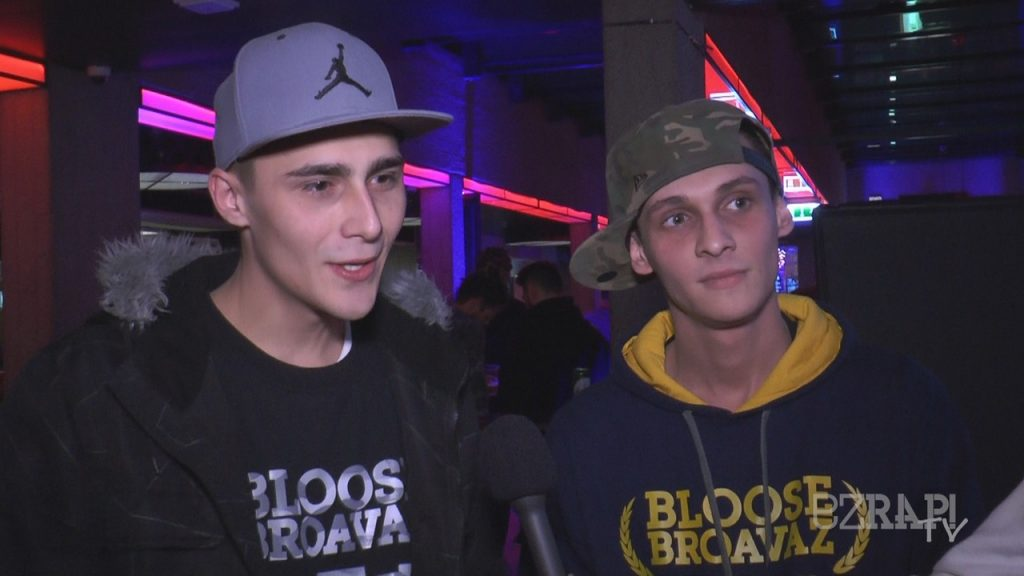 ILLusion ezRAP! TV interjú Pesti Műszak Akvárium