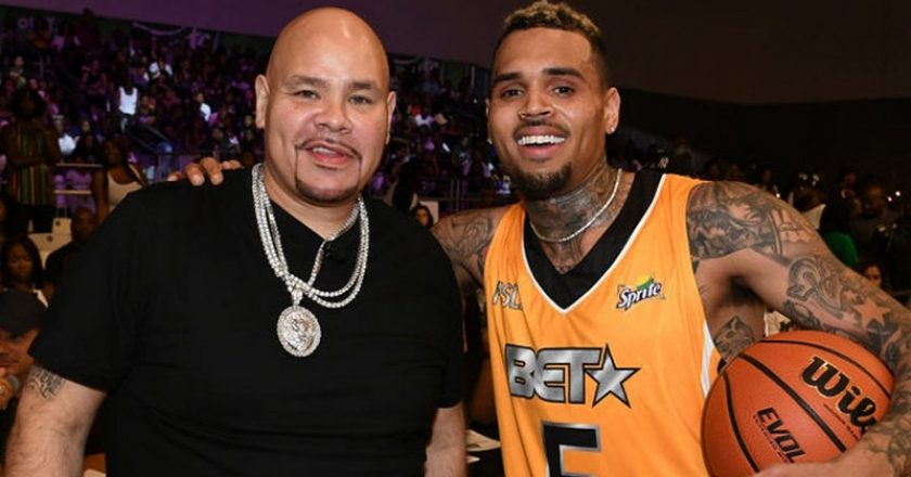 Fat Joe és Chris Brown