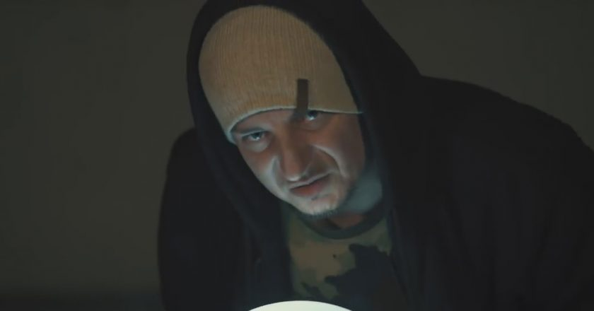 Ryzo Fekete kapucni videóklip