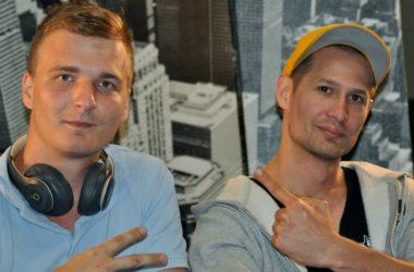Györgyi Krisztián Sneez Blöffkirály klipforgatás Duna Poker