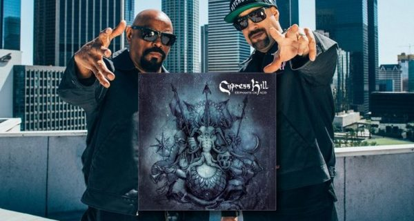 Sen Dog B-Real Cypress Hill Elephants on Acid album promo