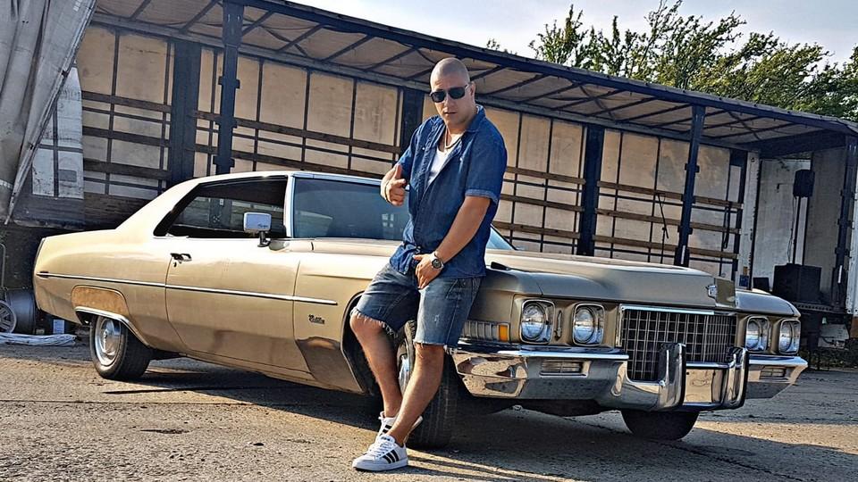 Márkypapa Cadillac Mezőkövesd Gangstarap