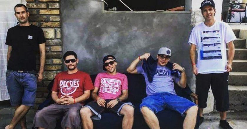 A pécsi Stereo Kollektiv rapcsapat