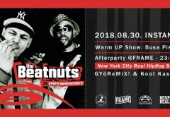 The Beatnuts Budapest Instant