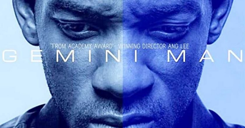 Will Smith Gemini Man fake movie poster
