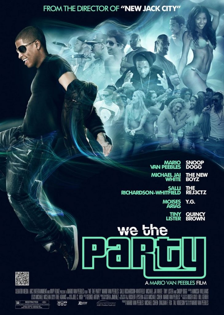 We the Party filmplakát