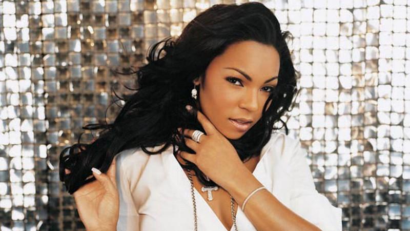 Ashanti RnB énekes