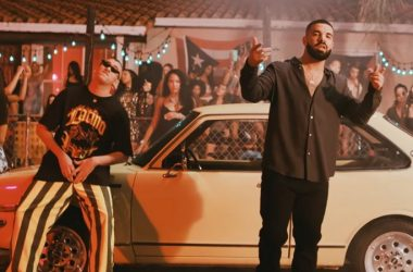 Bad Bunny Drake - Mia video