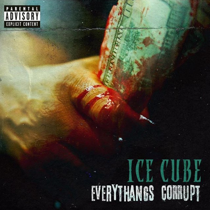 Ice Cube - Everythangs Corrupt album cover